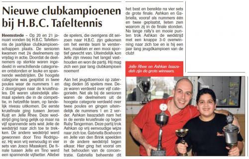 artikel clubkampioenschap 2012 heemsteder